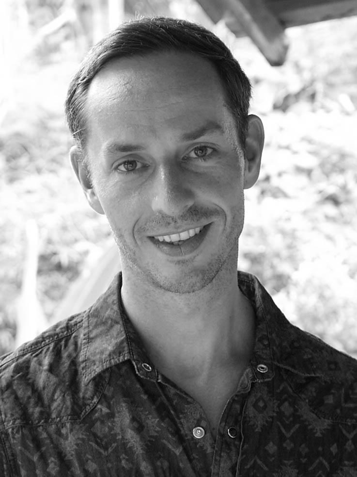 Portrait von Christopher Leck